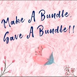 🛍🛍Bundle for Savings!!
